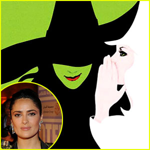 Salma Hayek: 'Wicked' Mini-Series for ABC!