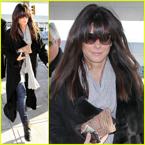Sandra Bullock: Golden Globes, Here I Come!