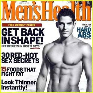 Sean Faris: Men's Health's Best-Selling Cover