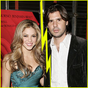 Shakira & Antonio De La Rua Split After 11 Years