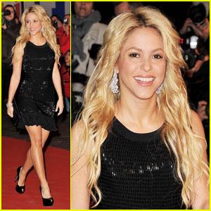 Shakira: NRJ Music Awards 2011 in Cannes!