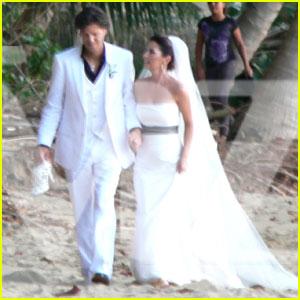 Shania Twain Gets Married!