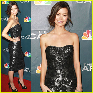 Summer Glau: 'The Cape' Premiere Party!