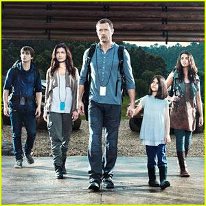 Jason O'Mara: 'Terra Nova' Premieres May 23rd!