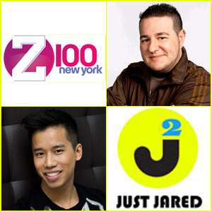 Just Jared & Z100: Radio Partnership Announcement!