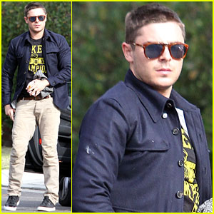 Zac Efron: Eighteen Pounds of Muscle for 'Lucky One'
