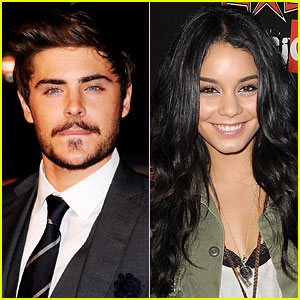 Zac Efron & Vanessa Hudgens: Back On?