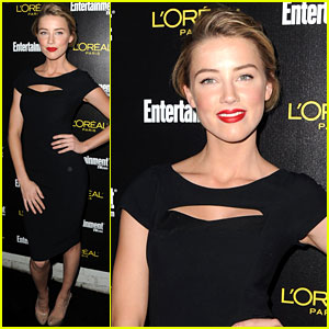 Amber Heard: 'Playboy' Pilot for NBC?