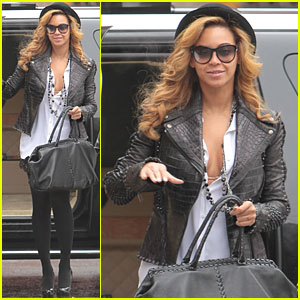 Beyonce: Business Meeting in Manhattan!