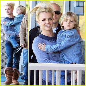 Britney Spears: Karate Practice with Jayden James!