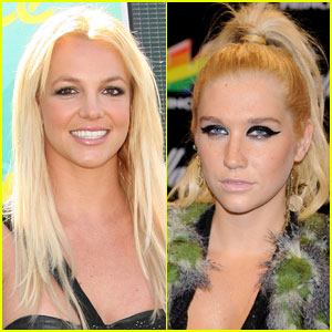 Ke$ha: Britney Spears Collaboration! Exclusive!