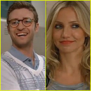 Cameron Diaz &#038; Justin Timberlake: 'Bad Teacher' Trailer!