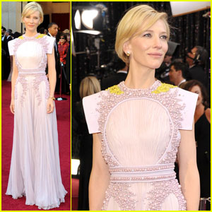 Cate Blanchett - Oscars 2011 Red Carpet