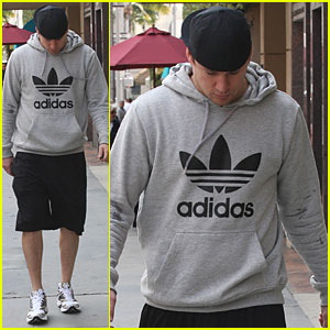 Channing Tatum: I Tore My Hip Up While Training!