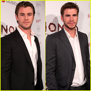 Chris & Liam Hemsworth: Nomad Brothers!