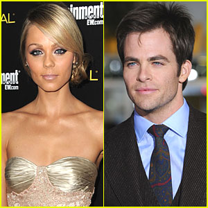Chris Pine & Laura Vandervoort: Dating?
