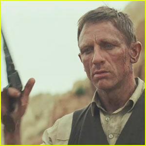 Daniel Craig: 'Cowboys & Aliens' Super Bowl Spot!