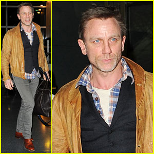Daniel Craig: Goodbye NYC!