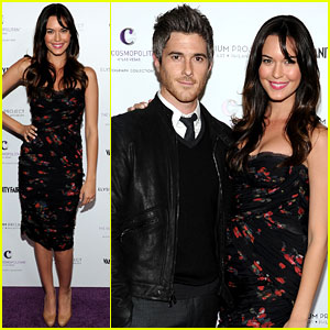 Odette Yustman & Dave Annable: Pieces of Heaven Helpers!