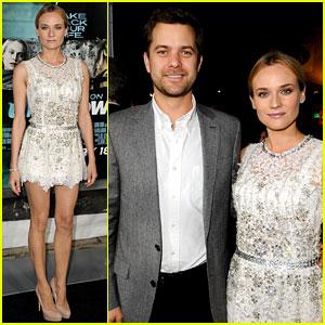 Diane Kruger: 'Unknown' Premiere with Joshua Jackson!