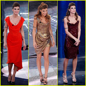 Elisabetta Canalis: Not Having Kids with George Clooney