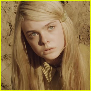 Elle Fanning: 'The Curve of Forgotten Things' Rodarte Video!