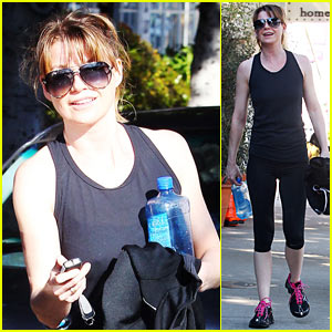 Ellen Pompeo: Fit and Fabulous