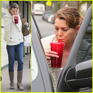 Ellen Pompeo: Nature Mart Mommy