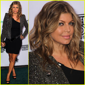 Fergie: Peapod Benefit Concert with The Black Eyed Peas!