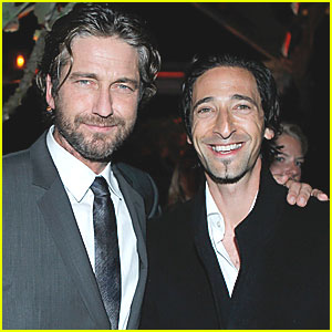 Gerard Butler: 'Playing the Field' with Jessica Biel!