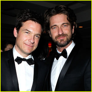 Gerard Butler - Vanity Fair Oscar Party!