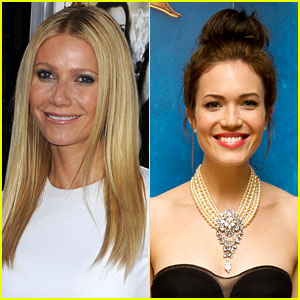 Gwyneth Paltrow & Mandy Moore: Performing at Oscars!