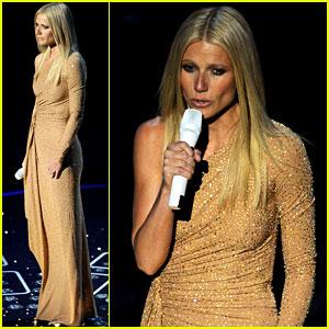 Gwyneth Paltrow - Oscars Performance!