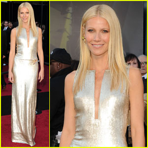 Gwyneth Paltrow - Oscars 2011 Red Carpet