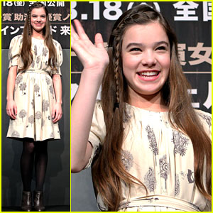 Hailee Steinfeld is 'Forgotten'