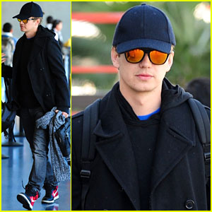 Hayden Christensen: Leaving Los Angeles