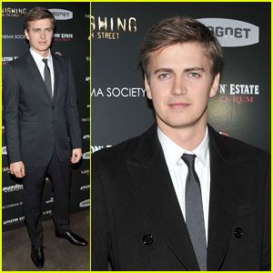 Hayden Christensen: 'Vanishing on 7th Street' NYC Screening!