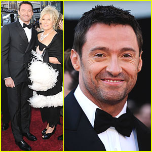 Hugh Jackman - Oscars 2011 Red Carpet