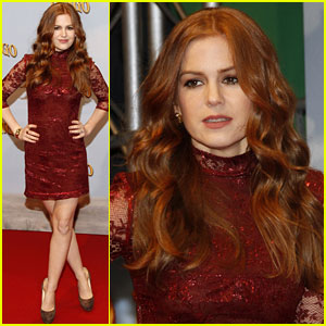 Isla Fisher: Rango Premiere in Germany!