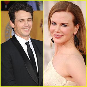 James Franco & Nicole Kidman: Broadway's 'Sweet Bird of Youth'!