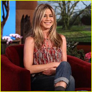 Jennifer Aniston: Stop with the Adoption Rumors!