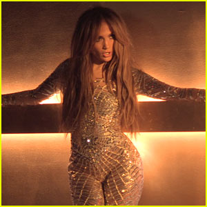 Jennifer Lopez's 'On the Floor' Video Preview -- EXCLUSIVE