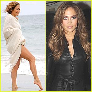 Jennifer Lopez: Venus Razors Global Brand Ambassador!