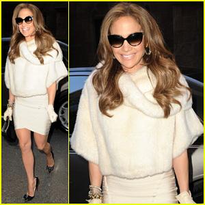 Jennifer Lopez: White House, Here I Come!