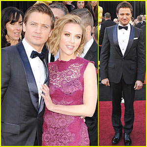 Jeremy Renner - Oscars 2011 Red Carpet