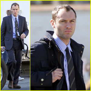 Jude Law: Backpacking in the Bay Area