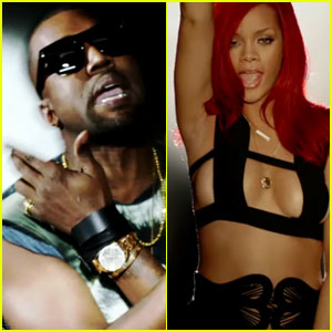 Kanye West & Rihanna: 'All of the Lights' Video Premiere!