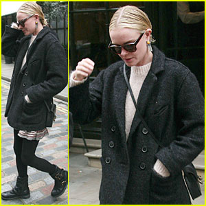 Kate Bosworth: Covent Garden Gal