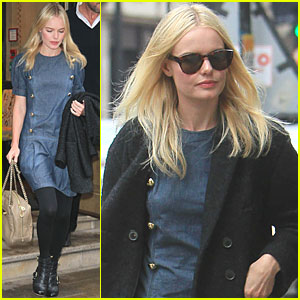 Kate Bosworth: Fashion is Roleplaying!