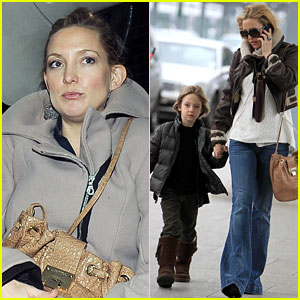 Kate Hudson: Back to Los Angeles